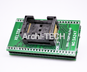 Adapter TSOP48 do DIP48 Xeltek