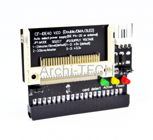 Adapter CF do IDE 40 pin Amiga inne